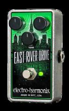 Electro Harmonix East River Drive Overdrive Pedal - Classic Overdrive Tone